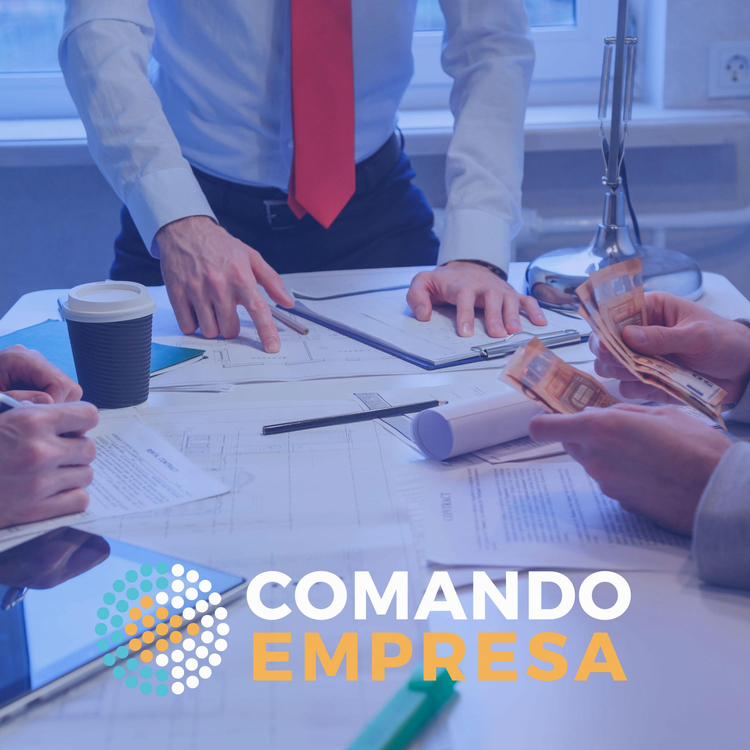 Podcast | Comando Empresa